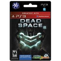   Dead Space 2 Juego Ps3 Store Microcentro  