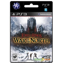 Lord Of The Rings War In The North Ps3 Store Microcentro