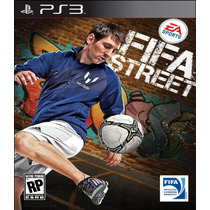 Fifa Street Ps3 Original Nuevo