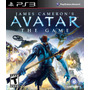 Juego Avatar The Game Original P/ps3 Playstation 3