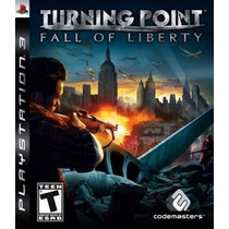 Turning Point Fall Of Liberty Canje!!!