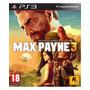 Max Payne 3 Ps3 Nuevo Sellado Original