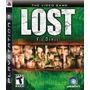 Juego Ps3 - Lost Via Domus The Video Game - Formato Fisico