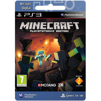 Minecraft Deluxe Ps3 | Digital | La Plata | Gamers For Life