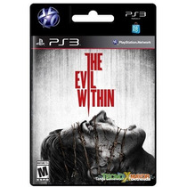 The Evil Within Juego Ps3 Store Microcentro