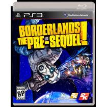 Borderlands The Pre-sequel Nuevo Ps3 Dakmor Canje/venta