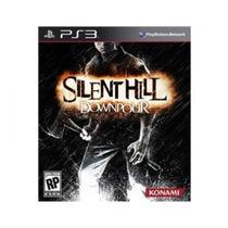 Silent Hill Downpour, Ps3 Disco Fisico, Nuevo Y Sellado