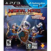 Medieval Moves Deadmund`s Quest Ps3 Nuevo