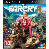 Far Cry 4 Ps3 Digital - Playstation 3