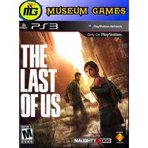 The Last Of Us Ps3 Español Nuevo En Stock Local Cap Fed !!!