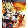 Dragon Ball Xenoverse Xv * Ps3 * Digital Tenelo H O Y