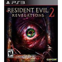 Resident Evil Revelations 2 Nuevo Ps3 Dakmor Canje/venta