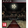 Resident Evil Hd Remaster Ps3 Digital Entrega Inmediata