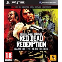Red Dead Redemption Subtitulado Espanol, Nuevo Y Sellado