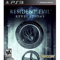 Resident Evil: Revelations ® Ps3 Entrega Inmediata
