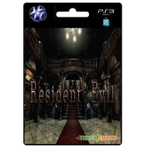 Resident Evil Hd Juego Ps3 Store Microcentro Platinum