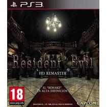 Resident Evil Hd Remaster 2 3 4 5 6 Revelations Digital Ps3