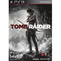 Tomb Raider Digital Edition Ps3 Espanol Ya!!! -gorosoft-