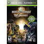 Mortal Kombat Vs Dc Universe Platinum Hits Nuevo Sellado