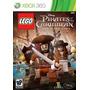 Lego Piratas Del Caribe Xbox Ntsc Nuevo Sellado Original