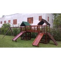 Mangrullo De Madera. Juego De Madera Para Parques/ Colegios