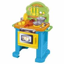 Cocina De Juguete Para Nena Kitchen Cocinita Baby Shopping