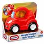 Educando Auto De Mano Con Sonido Rojo 636141m
