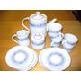 Antiguo Juego De Te O Cafe - Porcelana Tsuji -