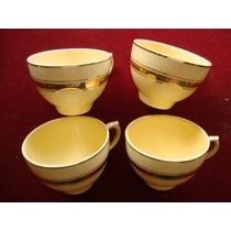 Tazas De Porcelana Inglesa,(4)