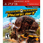 Motor Storm Pacific Rift Ps3 Nuevo Sellado Original