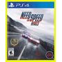 Need For Speed Rivals || Ps4 || Slot Secundario || Tenelo Ya