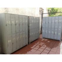 Locker Guardarropa Metalico 12 Casilleros