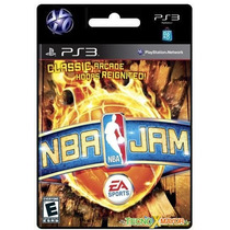 | Nba Jam On Fire Edition Juego Ps3 Store Microcentro |