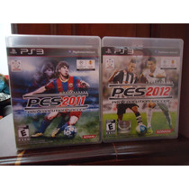 Pes 2011 Y Pes 2012