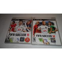 Juegos De Ps3 Futbol Fifa Y Nfl Madden 2010