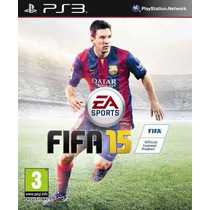 Fifa 2015 Fifa15 Digital Ps3 Playstation 3
