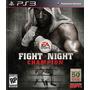 Fight Night Champion Nuevo Ps3 Dakmor Canje/venta
