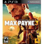 Juego Bluray Consola Ps3 Max Payne 3 Español