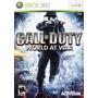 Juego Call Of Duty World At War Original Xbox 360 Ntsc
