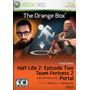 Juego The Orange Box: Half-life 2: Episode Two Xbox 360 Ntsc