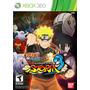 Naruto Shippuden Ultimate Ninja Storm 3 Xbox 360 Ntsc Españo