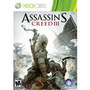 Juego Assassin´s Creed 3 Xbox 360 Ntsc Original Español 2 Cd