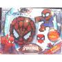 Pixi Canutillos Armar Tus Personajes Spiderman Vulcanita