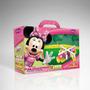 Juguete Didáctico Encastre Disney 60 Pzas Minnie Mickey