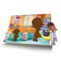 Encastres De Madera Doctora Juguetes Disney Junior