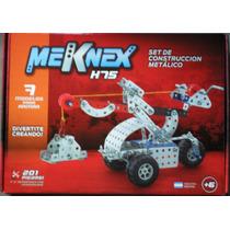 Meknex Mecano Set De Construccion Metalico