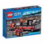Lego City Racing Bike Transporter - Original - Lic Oficial