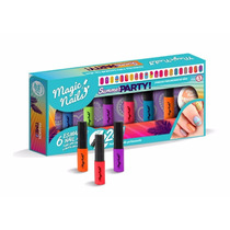 Educando Magic Nails Summer Party Nenas Mm124