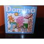 Domino Animalitos Fichas Plasticas 2 A 6 Jugadores