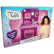 Cocina Violetta Violeta Con Accesorios Original - Envios